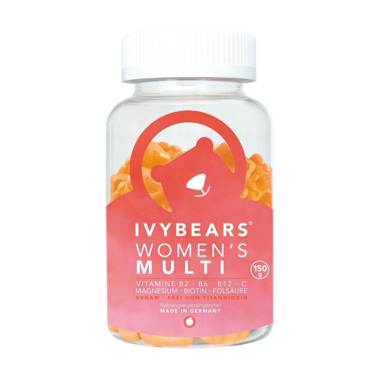 Ivybears WomenS Multi